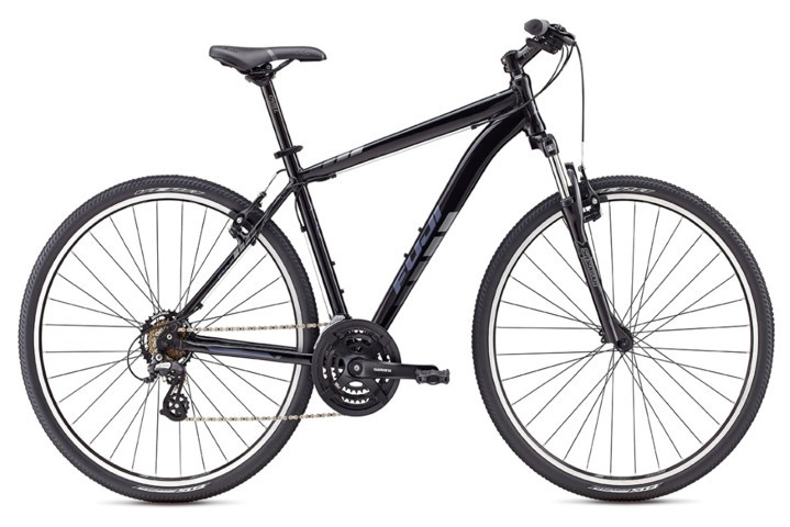 Fuji Traverse 1.9 Black/Grey