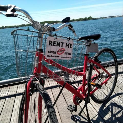 Bike Rental Rates